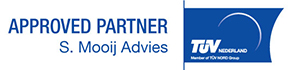 Adviesbureau S Mooij TuV Approved Partner